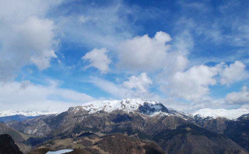 Una sosta per rifocillarsi dopo l'escursione al Monte Guglielmo