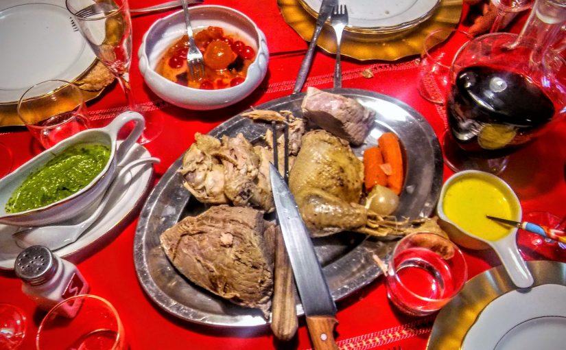Ricetta tradizionale della gallina ripiena alla bresciana